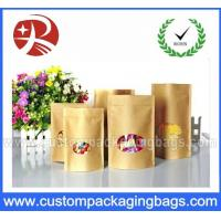 Best Food Package Stand Up Pouches Laminated / Heat Seal food bags wholesale