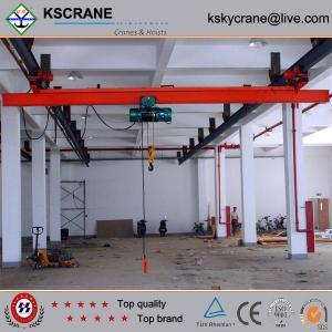 Best China Made LX Model Bridge Crane On Rail wholesale
