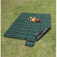Best Customize Pattern of 100% polyester waterproof picnic blanket for bulk sale wholesale