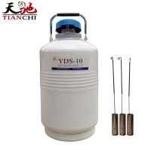 Best TIANCHI liquid nitrogen storage tank 10L in Myanmar wholesale