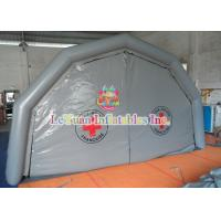Buy cheap Air Welded Inflatable Medical Tent ,Disinfected Emergency Shelter Tent from wholesalers