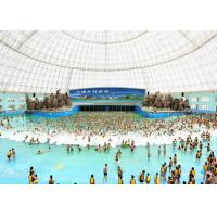 Buy cheap Indoor Tsunami Water Pool  Playground /  Fiberglass Water Slide Water Park Project from wholesalers