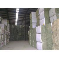 Buy cheap Custom Printed PP Woven Fabric For Shrink Wrap Hay Bales Crush Resistance from wholesalers