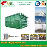 Best Heat Insulation Boiler Stack Economizer In Thermal Power Plant Diesel Fuel wholesale