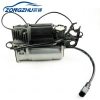 Best Audi Q7 Air Suspension Compressor Pump , AMK Air Suspension Compressor 4L0698007 wholesale