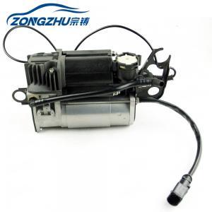 Best Audi Q7 Air Suspension Compressor Pump , AMK Air Suspension Compressor 4L0698007 wholesale