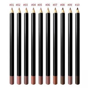 Best Eyebrow Custom Logo Lip Liner Pencil Set Waterproof wholesale