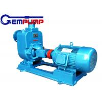 Best ZW series Self Priming Centrifugal Pump 2900~1450 r/min Speed wholesale