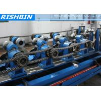 Quality Drived by Gear Box Roll Forming Machine for Purlin Exhibition Hall / Warehouse wholesale
