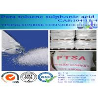 Quality Para Toluene Sulphonic Acid Foundry Chemicals CAS 104-15-4 For Medicine Industry wholesale