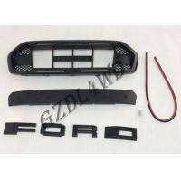 Best ABS Plastic 2018 Ford Ranger Front Grille / Ranger 4x4 Accessories wholesale