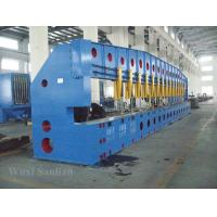 Best Hydraulic Pressure Edge Milling Machine 6mm - 50mm for 6m Plate Beveling wholesale