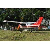 China Mini 4Ghz 4 Channel Transmitter EPO Brushless Cessna Decathlon RC Airplane / Planes on sale