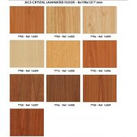 Best foshan laminate wood flooring 8mm thickness wholesale