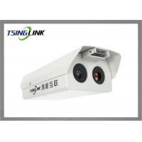 Best Resolution 1080P Infrared Thermal IP Camera Face Recognition Bullet Intelligent Detection wholesale