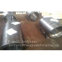 Best Normalized Forged metal sleeve Rough Turned ST52-3 S355J2G3 P355GH wholesale
