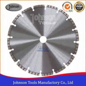 Best Silent Core 230mm Laser Welded Diamond Turbo Saw Blade Segmented Saw Blade wholesale