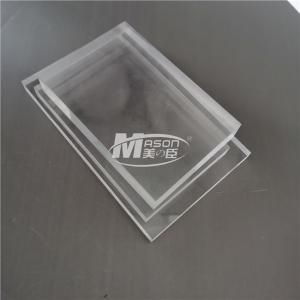 Best Environmental Protection 16mm Fireproof Acrylic SheetForSubway wholesale