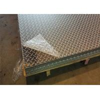 Best 5052 H32 Aluminum Diamond Plate Thickness Custom For Commercial Vehicles wholesale