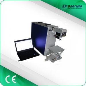 Best 10W 20W 30W 50W Fiber laser marking machine use Raycus IPG laser fiber laser marker wholesale