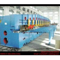 Best Gas Cylinder Powered Edge Steel Sheet Milling Machine 5m/min High Speed wholesale