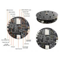 Interactive IOT WiFi Board Voice Recognition LED Light With Micro SD Card