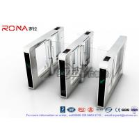 Best Luxury Speed Gate Access Control System CE Approved For Office Building With 304 stainless steel wholesale