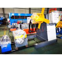 Best Steel Coil Automatic Hydraulic Decoiler Machine For Roll Forming Machine wholesale