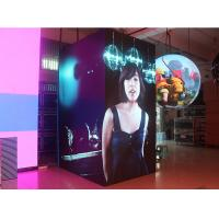 Best Indoor Right Angle P5mm 90 Degree Curved LED Displays With Creative Design wholesale