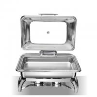 Best Hot sale top quality hotel restaurant round design stainless steel buffet wholesale