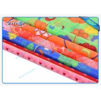 Best Multi - Color Printing Embossed Spunbond Non Woven Fabric Anti - Bacterial wholesale