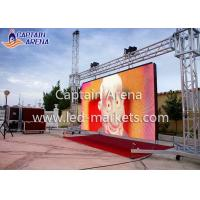 Best High Definition Slim Sound Video Rental LED Display With Video Wall 140° Viewing Angle wholesale