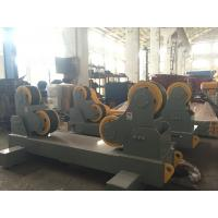 Buy cheap 380V 50HZ Tank Self-Aligning Rotators With Double Drive , 0.1-1 m/min Wheel Speed from wholesalers