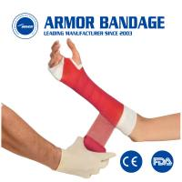 Best Medical orthopedic Fberglass Polyurethane Casting Tape  Cast Bandage wholesale