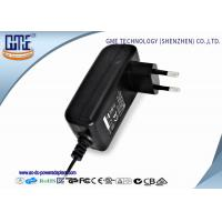 Best EU Wall Mounted 12V 2A 24W Switching Power Adatper with Indicating Light wholesale