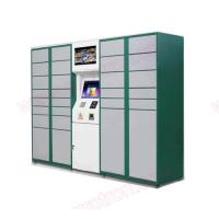 Best Self service touchscreen Post Parcel Delivery Electronic Locker with barcode scanner and receipt printer wholesale