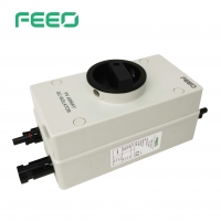 Best High Breaking Capacity 1500V 16A DC Solar Isolator Switch wholesale