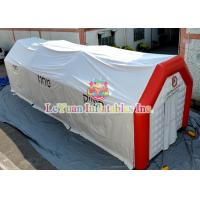 Best Customized Inflatable Medical Tent With Waterproof PVC 0.9mm Tarpaulin wholesale