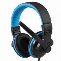 Best USB Headphones with 20mW Rated Power, 117dB Sensitivity and 2.50m Cable Length wholesale