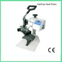 Best 8 X 14cm Outomatic Heat Transfer Machine for Textile Fabric Label Printing wholesale