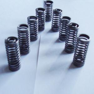 Best Zinc, nickel, become black surface treatment spring steel Compression spring DSC03350 wholesale