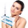 Buy cheap facial injectables cross linked dermal filler hyaluronic acid lips filler from wholesalers
