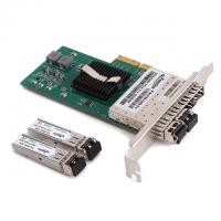 Femrice 1000Mbps Quad Port Gigabit Ethernet Server Network Adapter PCIe x4 Intel I350 Gigabit Network Interface Card