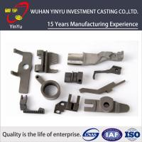 China Industrial Sewing Machine Parts Looper By Lost Wax Investment Casting Process on sale