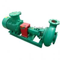 Oil&gas drilling projects solids treatment and disposal Centrifugal Pump