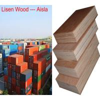 Apitong Container Flooring , 28mm plywood A grade for containers repairing