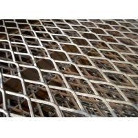 Best Galvanized PVC Coated Wire Mesh Fencing For Baseball Fields / Sport Paddock wholesale