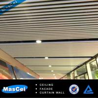 Best Aluminum Strip Ceiling/Baffle Ceiling/u Shape Ceiling/Linear ceiling wholesale