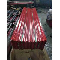 Best Flexible Warehouse , Special Constructions Corrugated Steel Roof Sheets wholesale