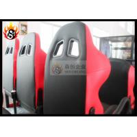Best 5.1 Channel Audio 7D Digital Cinema System , Hydraulic Cinema Seat for 9 People wholesale